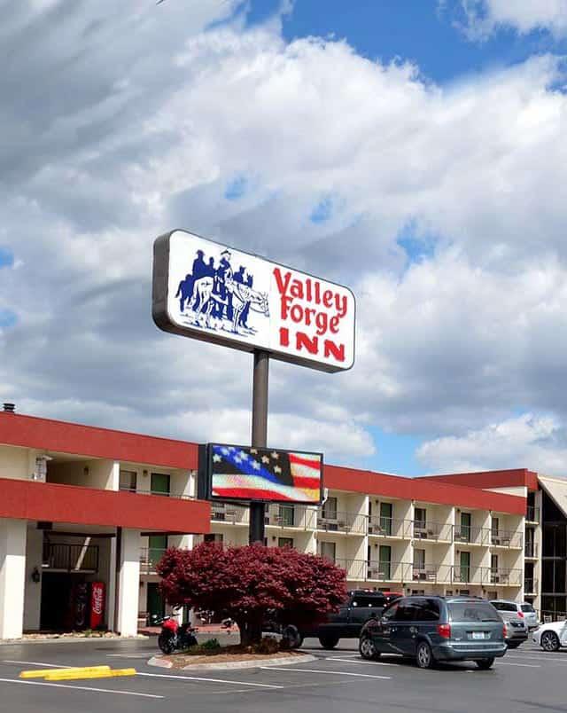 valley forge inn